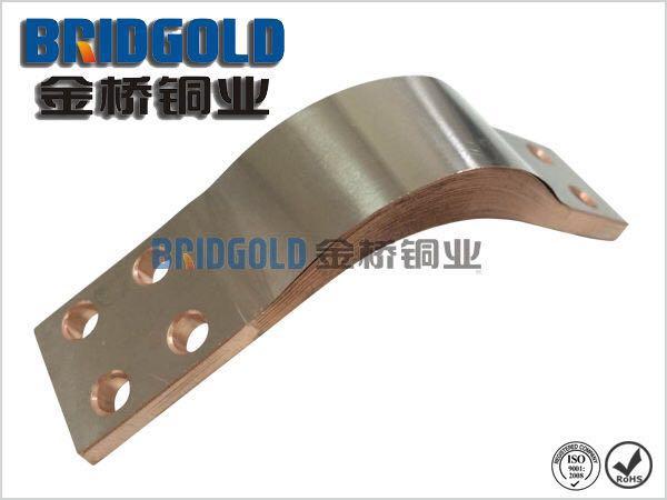 机械工程用铜箔软连接