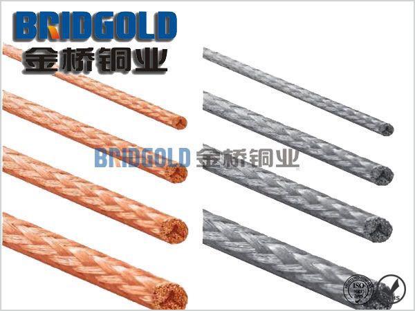 大型设备接地铜绞线