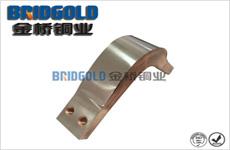 发电机铜带软连接