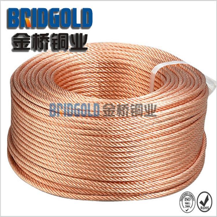 防雷设备硬铜绞线