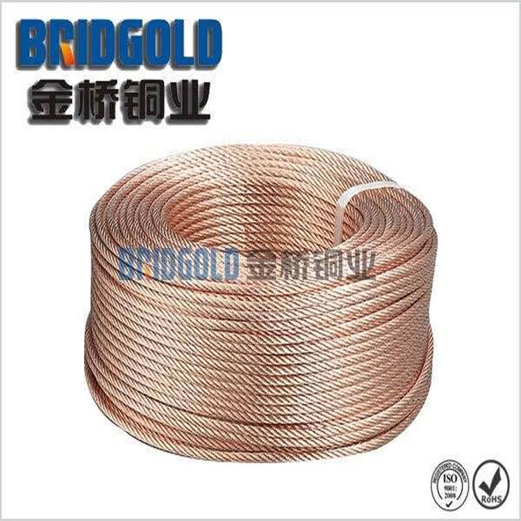 船用电缆铜绞线