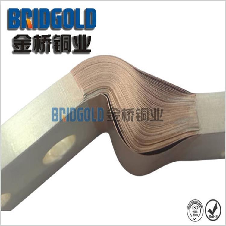 工业电炉铜箔软连接