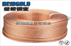 裸铜绞线生产厂家