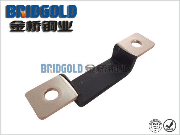 厂家直销T2紫铜铜箔软连接