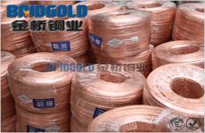 铜编织带厂家