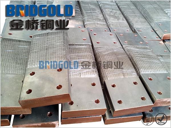 高品质铜编织线软连接