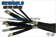 铜编织导电带